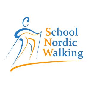 Логотип Школа Скандинавской ходьбы